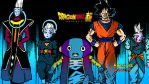 Mangas De Dragon Ball Super subtitulados al Español