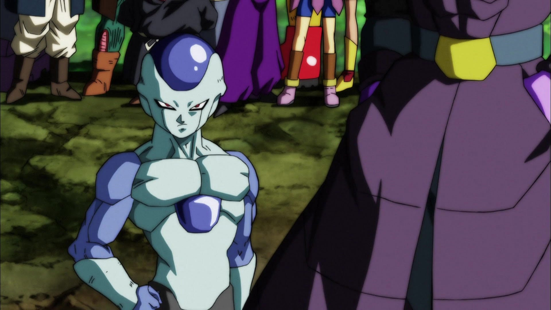 Dragon Ball Super Capitulo 122 - Radar del Dragon (2417)