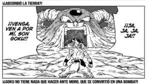 dragon ball super manga 65 español